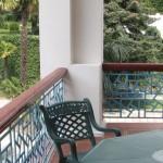 Балкон в люксе 2-комнатном Корпус 1